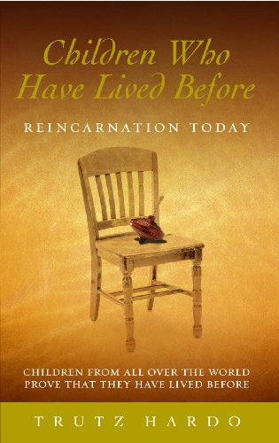 9781844132980: Children Who Have Lived Before: Reincarnation today