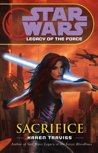 9781844133031: Star Wars: Legacy of the Force 5 - Sacrifice