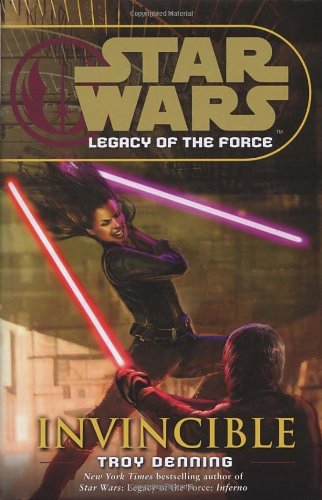 9781844133048: Star Wars: Legacy of the Force IX - Invincible (Star Wars)