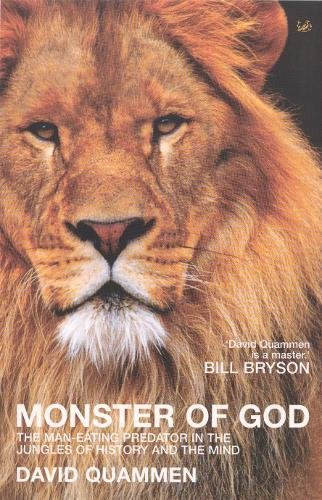 9781844133239: Monster Of God: The Man-Eating Predator in the Jungles of History and the Mind