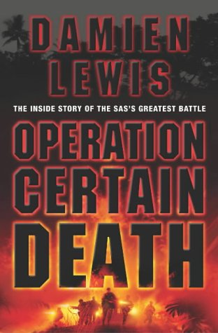 9781844133949: OPERATION CERTAIN DEATH