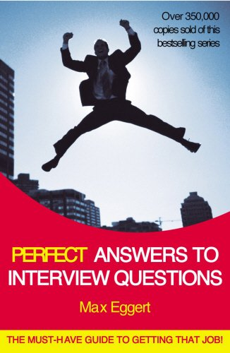 9781844134601: Perfect Answers to Interview Questions