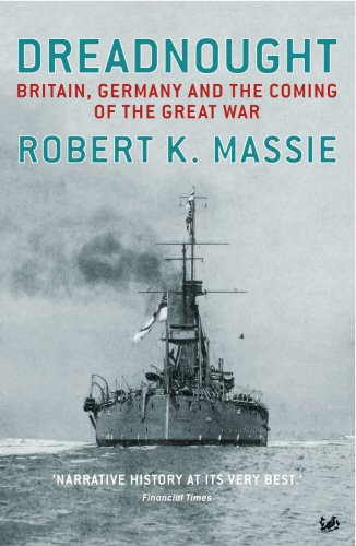 9781844135288: Dreadnought: Britain, Germany and the Coming of the Great War