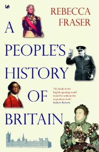 A People's History Of Britain: Rebecca Fraser