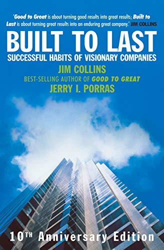 9781844135844: Built To Last: Successful Habits of Visionary Companies