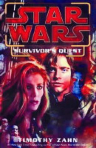 9781844136803: Star Wars: Survivor's Quest