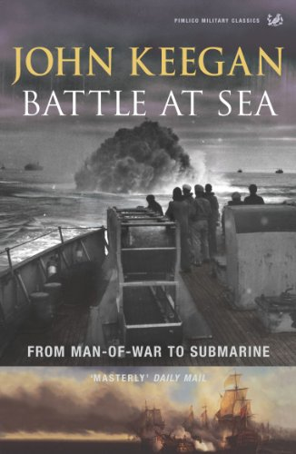 9781844137374: Battle at Sea : From Man-of-War to Submarine