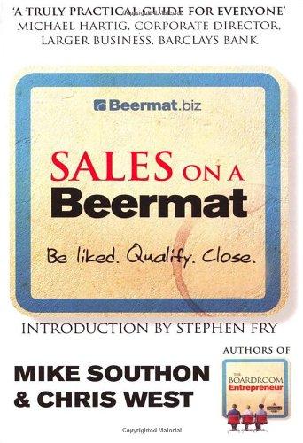 9781844138197: Sales on A Beermat