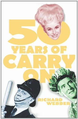 9781844138432: 50 Years of Carry On