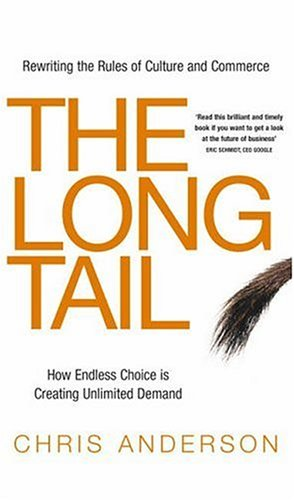 9781844138500: The Long Tail : Why the Future of Business Is Selling Less of More