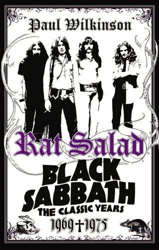 9781844139248: Rat Salad: Black Sabbath: The Classic Years 1969-1975