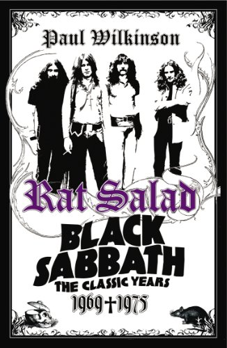 9781844139255: Rat Salad: Black Sabbath: The Classic Years 1969-1975