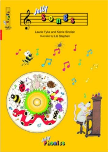 9781844140695: Jolly Songs (Jolly Phonics)