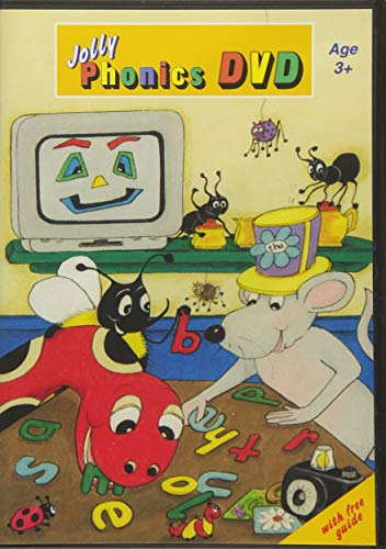 9781844140701: Jolly Phonics DVD