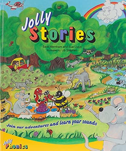 9781844140800: Jolly stories. Per la Scuola elementare: In Precursive Letters (British English edition)