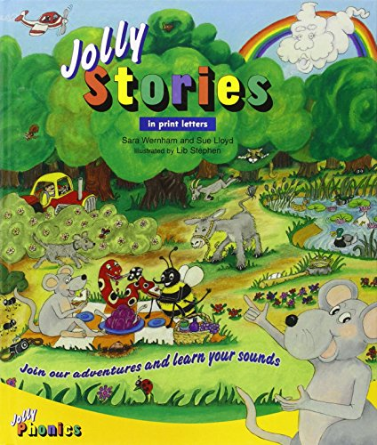 9781844140817: Jolly Stories in Print Letters (Jolly Phonics)