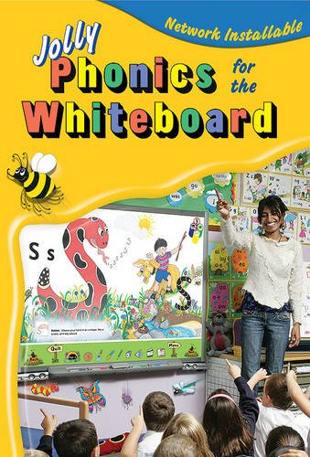 9781844140954: Jolly Phonics for the Whiteboard (site licence): in Precursive Letters (BE)