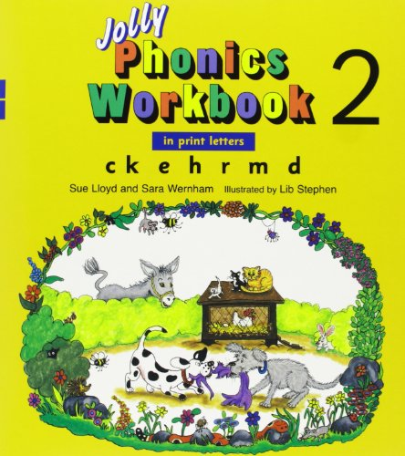9781844140992: Jolly Phonics Workbook 2