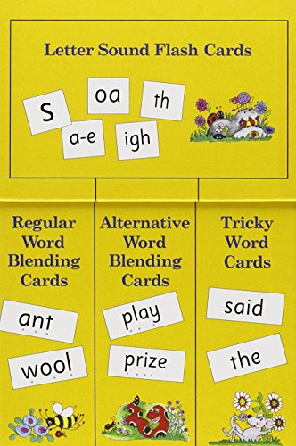 9781844141081: Jolly Phonics Cards in Print Letters