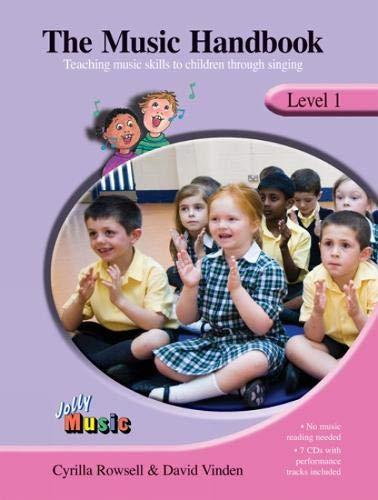 The Music Handbook -Level 1 (Mixed media: Cyrilla Rowsell, David