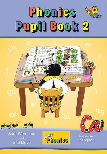 9781844141685: Jolly Phonics Pupil Book 2 (colour edition): in Precursive Letters (BE) (Jolly Learning)
