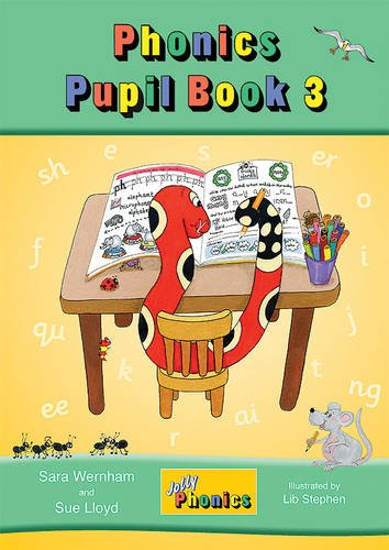 9781844141692: Jolly Phonics Pupil Book 3