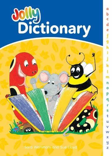 Jolly Dictionary: Wernham, Sara; Lloyd, Sue