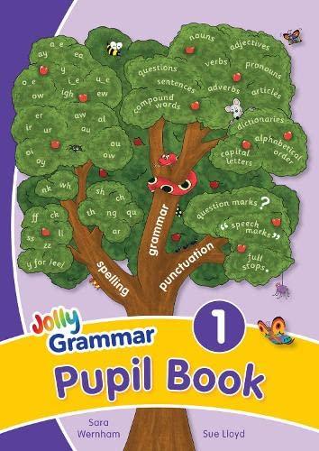 9781844142620: Grammar 1 Pupil Book: in Precursive Letters (British English edition) (Jolly Grammar 1)