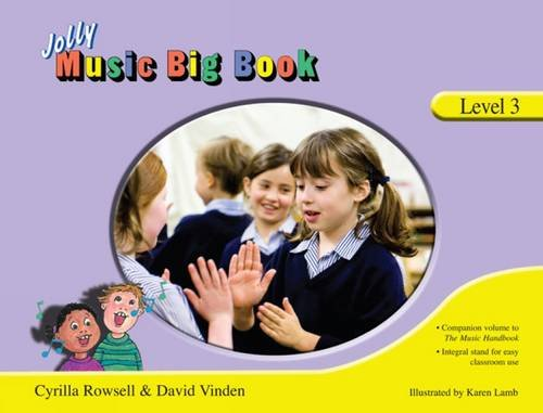 Jolly Music Big Book - Level 3: Cyrilla Roswell