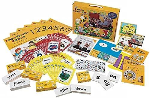 9781844142781: Jolly Phonics Starter Kit Extended