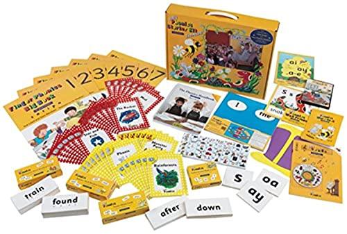 9781844142811: Jolly Phonics Starter Kit Extended (in Print Letters)
