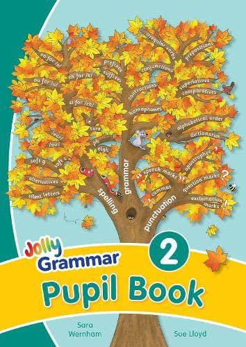 9781844143894: Grammar 2 Pupil Book (Jolly Phonics Grammar)