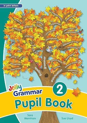 9781844143924: Grammar 2 Pupil Book (in print letters): in Print Letters (BE) (Jolly Learning)