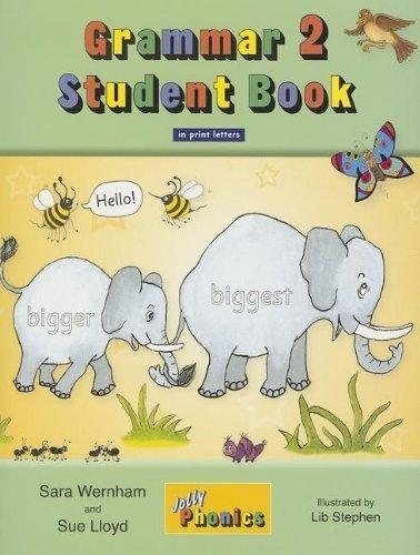 Grammar 2 Pupil Book (in Print Letters): Wernham, Sara