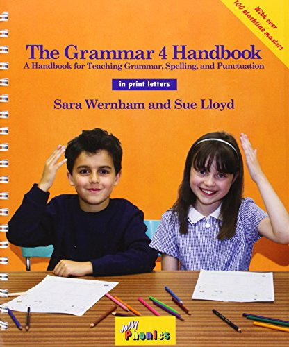 9781844144044: The Grammar 4 Handbook (in Print Letters)