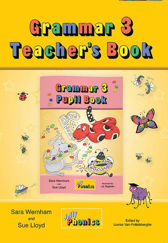 9781844144068: Grammar 3 Teacher's Book: in Precursive Letters (BE) (Jolly Learning)