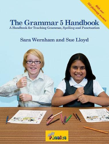 The Grammar 5 Handbook: Wernham, Sara;lloyd, Sue