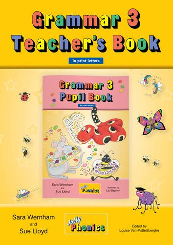 9781844144105: Grammar 3 Teacher's Book (in print letters): in Print Letters (BE)