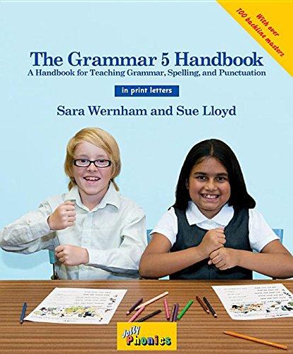 The Grammar 5 Handbook: In Print Letters (American English edition): Sara Wernham