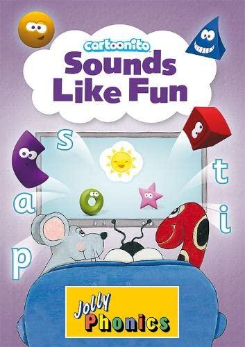 9781844144327: Sounds Like Fun DVD: in Precursive Letters (BE)