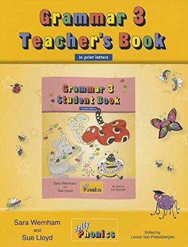 9781844144556: Grammar 3 Teacher's Book (in Print Letters)