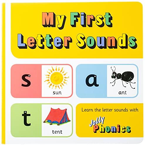 My First Letter Sounds: Jolly Phonics: Sara Wernham