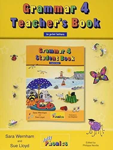 9781844144792: Grammar 4 Teacher Book