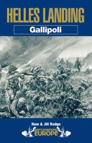 9781844150090: Helles Landing: Gallipoli (Battleground Europe)