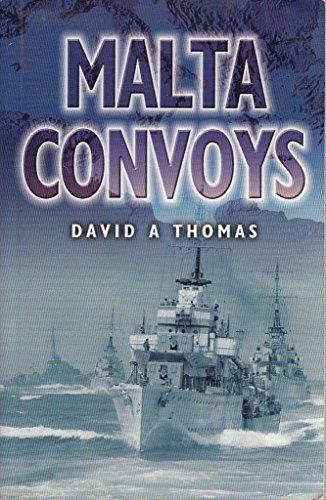9781844150120: Malta Convoys 1940-42: The Struggle at Sea