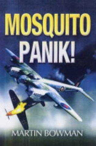 9781844150250: Mosquitopanik! (Aviation)