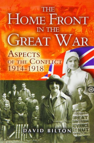 9781844150687: The Home Front in the Great War: Aspects of the Conflict 1914-1918