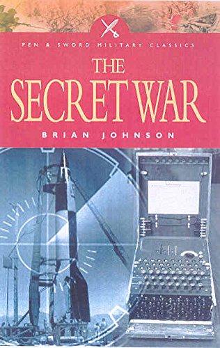9781844151028: Secret War (Pen and Sword Military Classics)