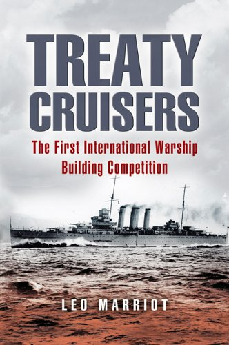9781844151882: Treaty Cruisers: The First International Warship Building Competition