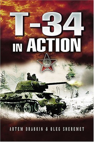 9781844152438: T-34 in Action